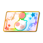 """The Rainbow Ticket<span style=""""font-weight: normal"""">&#32;(<span class=""""t_nihongo_kanji"""" style=""""white-space:nowrap"""" lang=""""ja"""" xml:lang=""""ja"""">レインボーチケット</span><span class=""""t_nihongo_comma"""" style=""""display:none"""">,</span>&#32;<i>Reinbō chiketto</i><span class=""""t_nihongo_help noprint""""><sup><span class=""""t_nihongo_icon"""" style=""""color: #00e; font: bold 80% sans-serif; text-decoration: none; padding: 0 .1em;"""">?</span></sup></span>)</span> from the 2016 Shadow event."""