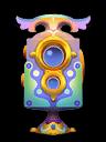 The Memento Maniac Trophy from Kingdom Hearts 3D.