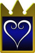 Sprite of the Key of Guidance card from Kingdom Hearts Re:Chain of Memories.