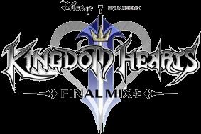 Kingdom Hearts II Final Mix+ Logo KHIIFM.png