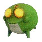 Bouncy Pet (Frog)