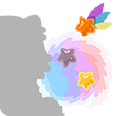 Rainbow Pupstar-T-Tail.png