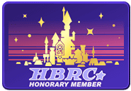 The Hollow Bastion Recovery Center Honorary Member card.