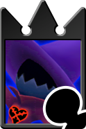 Sprite of the Wizard card from Kingdom Hearts Re:Chain of Memories.