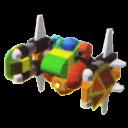 Invincible (Gummi Ship)