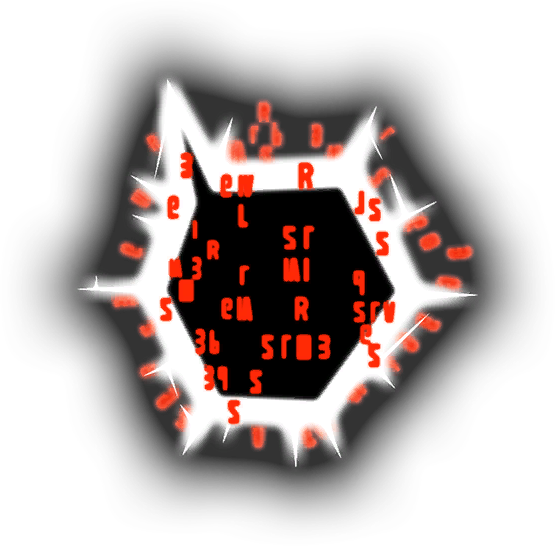 System Sector/Datascape World Logo from MoM