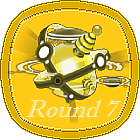 Medal for the winner of Round 7 of the Mirage Arena