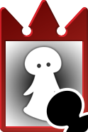 Sprite of the White Room card from Kingdom Hearts Re:Chain of Memories.