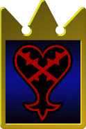 Sprite of the Key to Truth card from Kingdom Hearts Re:Chain of Memories.