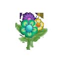 Flower Sticker (Aqua)2.png