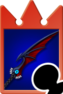 Sprite of the Soul Eater card from Kingdom Hearts Re:Chain of Memories.
