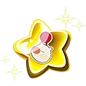 """The Golden Mog Point<span style=""""font-weight: normal"""">&#32;(<span class=""""t_nihongo_kanji"""" style=""""white-space:nowrap"""" lang=""""ja"""" xml:lang=""""ja"""">ゴールドモグポイント</span><span class=""""t_nihongo_comma"""" style=""""display:none"""">,</span>&#32;<i>Gōrudo mogu pointo</i><span class=""""t_nihongo_help noprint""""><sup><span class=""""t_nihongo_icon"""" style=""""color: #00e; font: bold 80% sans-serif; text-decoration: none; padding: 0 .1em;"""">?</span></sup></span>)</span> of the 2nd Anniversary event."""