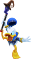 Donald Duck (Battle) KHII.png