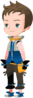 """One the the unnamed Keyblade Wielders<span style=""""font-weight: normal"""">&#32;(<span class=""""t_nihongo_kanji"""" style=""""white-space:nowrap"""" lang=""""ja"""" xml:lang=""""ja"""">キーブレード使い</span><span class=""""t_nihongo_comma"""" style=""""display:none"""">,</span>&#32;<i>Kīburēdo Zukai</i><span class=""""t_nihongo_help noprint""""><sup><span class=""""t_nihongo_icon"""" style=""""color: #00e; font: bold 80% sans-serif; text-decoration: none; padding: 0 .1em;"""">?</span></sup></span>)</span>, he also appears during the introduction to fight the Darkside and the weekly Lux ranking."""