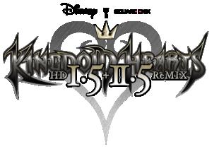 Kingdom Hearts HD 1.5 + 2.5 ReMIX Logo KH.png