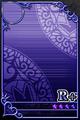 an empty R+ Reverse card