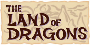The Land of Dragons Logo KHII.png
