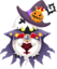 """the Swinging Spook<span style=""""font-weight: normal"""">&#32;(<span class=""""t_nihongo_kanji"""" style=""""white-space:nowrap"""" lang=""""ja"""" xml:lang=""""ja"""">スウィンギンスプーク</span><span class=""""t_nihongo_comma"""" style=""""display:none"""">,</span>&#32;<i>Suwingin Supūku</i><span class=""""t_nihongo_help noprint""""><sup><span class=""""t_nihongo_icon"""" style=""""color: #00e; font: bold 80% sans-serif; text-decoration: none; padding: 0 .1em;"""">?</span></sup></span>)</span> Heartless"""