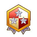 The H Merit Rank icon
