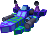 Cid (Gummi Ship)