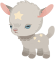 Grey Goatstar (Spirit) KHUX.png