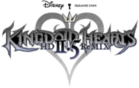 Kingdom Hearts HD 2.5 ReMIX Logo KHIIHD.png