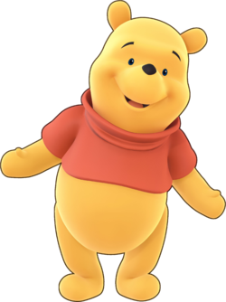Official render for Winnie the Pooh