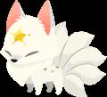 White Foxstar (Spirit) KHUX.png