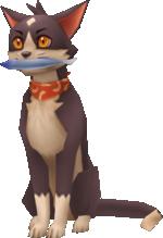Chiro, the cat from KHII's movement tutorial.