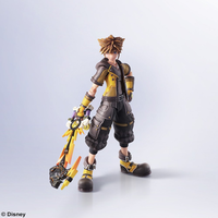 Kingdom Hearts III Sora Guardian Form Bring Arts Figures Image