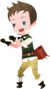"""One the the unnamed Keyblade Wielders<span style=""""font-weight: normal"""">&#32;(<span class=""""t_nihongo_kanji"""" style=""""white-space:nowrap"""" lang=""""ja"""" xml:lang=""""ja"""">キーブレード使い</span><span class=""""t_nihongo_comma"""" style=""""display:none"""">,</span>&#32;<i>Kīburēdo Zukai</i><span class=""""t_nihongo_help noprint""""><sup><span class=""""t_nihongo_icon"""" style=""""color: #00e; font: bold 80% sans-serif; text-decoration: none; padding: 0 .1em;"""">?</span></sup></span>)</span>, he appears during the weekly Lux ranking and the daily Team ranking in [chi]."""