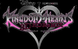 Logo for Kingdom Hearts 3D HD ReMIX April Fools prank