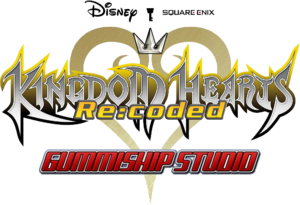 Kingdom Hearts Recoded Gummiship Studio Logo KHREC.png