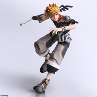 Kingdom Hearts III Ventus Bring Arts Figures Image