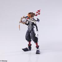 Kingdom Hearts II Sora Halloween Town Bring Arts Figures Image