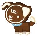Gingerbread Dog (Spirit) KHUX.png