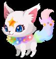 Rainbow Kitstar (Spirit) KHUX.png