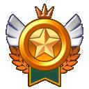 The C Merit Rank icon