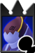 Sprite of the Defender card from Kingdom Hearts Re:Chain of Memories