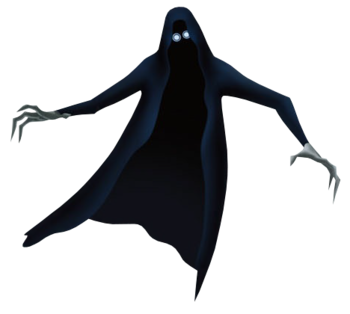 Fiend (Black) from the Ultimania