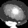 "the Cosmic Afro<span style=""font-weight: normal"">&#32;(<span class=""t_nihongo_kanji"" style=""white-space:nowrap"" lang=""ja"" xml:lang=""ja"">コスミクアフロ</span><span class=""t_nihongo_comma"" style=""display:none"">,</span>&#32;<i>Kosumiku afuro</i><span class=""t_nihongo_help noprint""><sup><span class=""t_nihongo_icon"" style=""color: #00e; font: bold 80% sans-serif; text-decoration: none; padding: 0 .1em;"">?</span></sup></span>)</span> hairstyle"