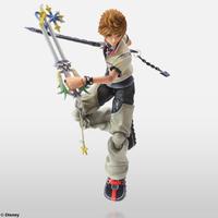 Kingdom Hearts II Roxas Play Arts Kai Figures Image