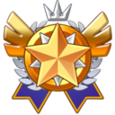 The B Merit Rank icon
