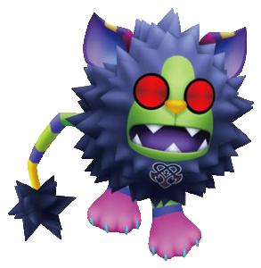 Pricklemane (Nightmare) KH3D.png
