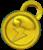 the Keychain of the Hero's Origin Keyblade