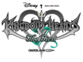 Kingdom Hearts The First χ Logo KHFX.png