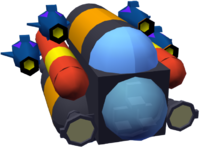 Adamant (Gummi Ship)