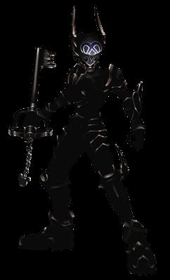 Armored Ventus Nightmare Artwork