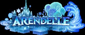 Logo for the Frozen-based world Arendelle