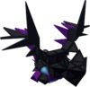 The Diablos B Gummi Ship enemy model